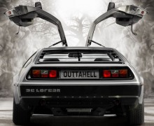 DELOREAN: Beauty and The Beast