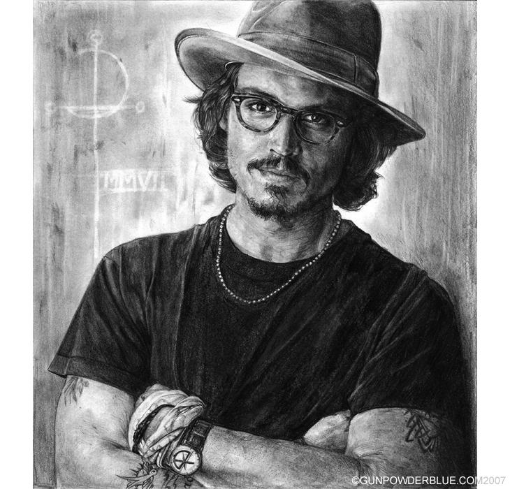 Johnny Depp W730 (29 August 2007)