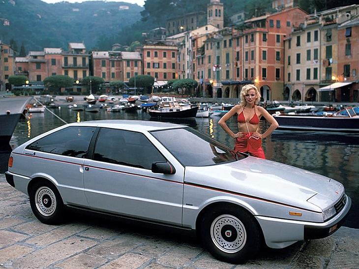 Concept Car, Italdesign Giugiaro Isuzu Asso di Fiori, 1979