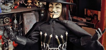 V for Vendetta – Figurine and Shadow Gallery